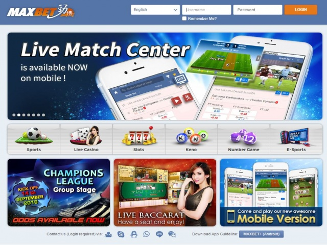Keuntungan Bermain Judi Bola di Situs Maxbet Indonesia
