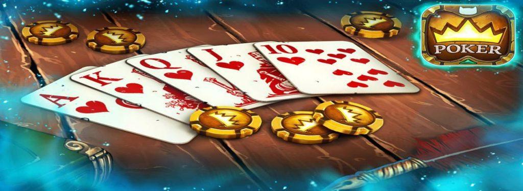menang poker online